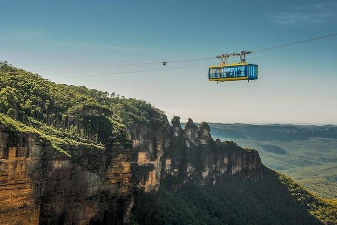 All-Inclusive Blue Mountains Tour in a Luxury Mercedes Sprinter - Sydney Tourism