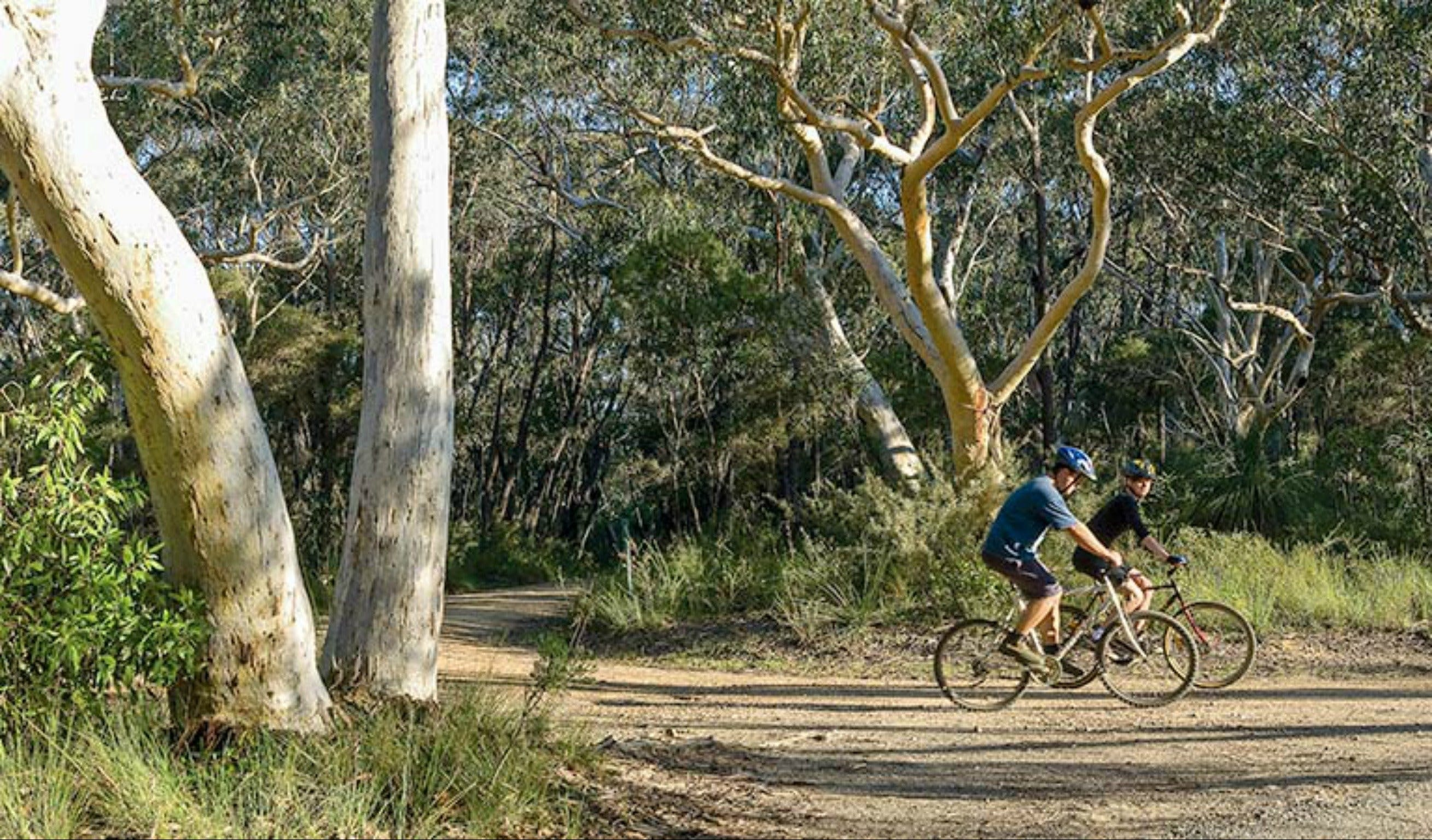 Bundanoon cycling route - Sydney Tourism