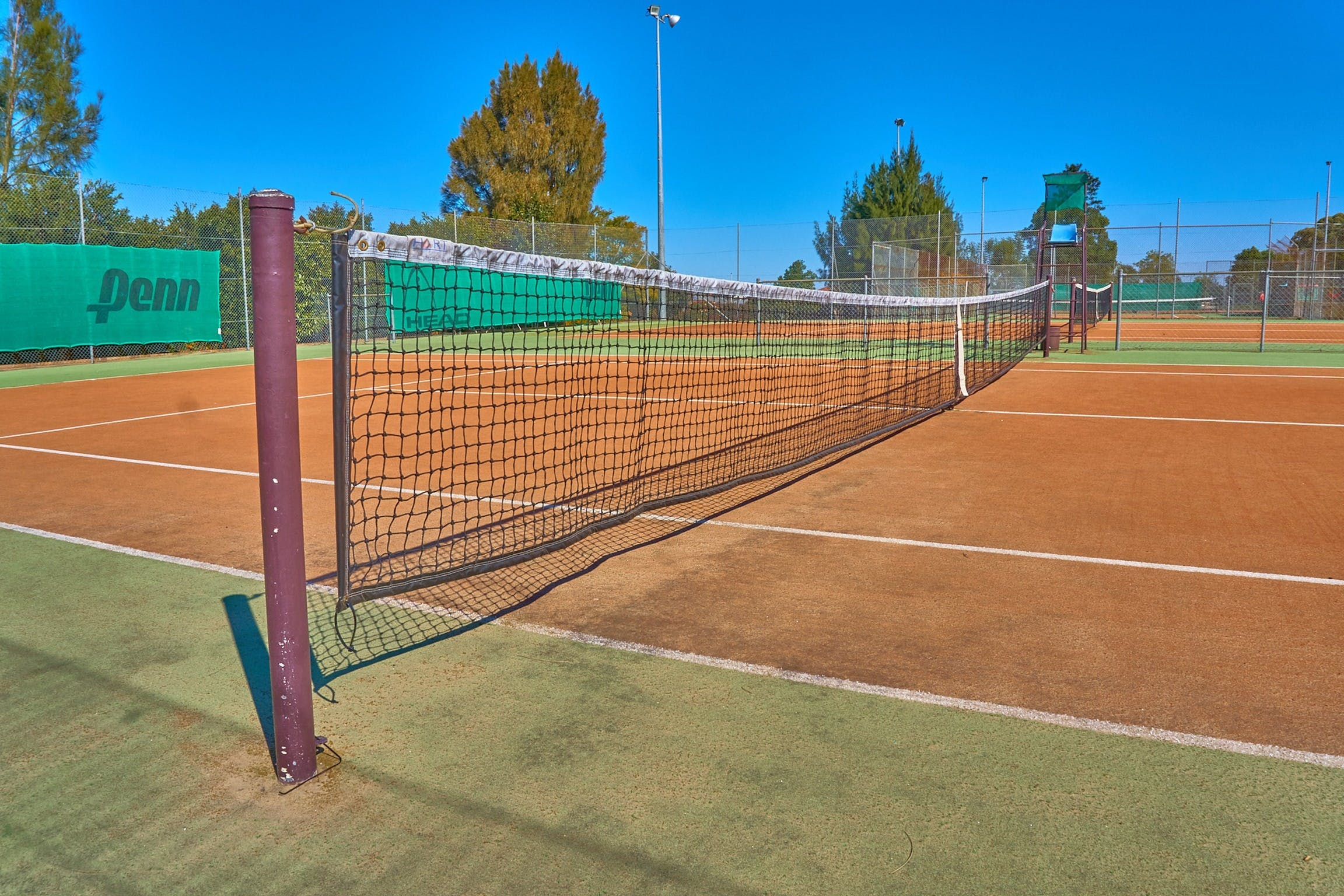 Raworth Tennis Centre - Sydney Tourism
