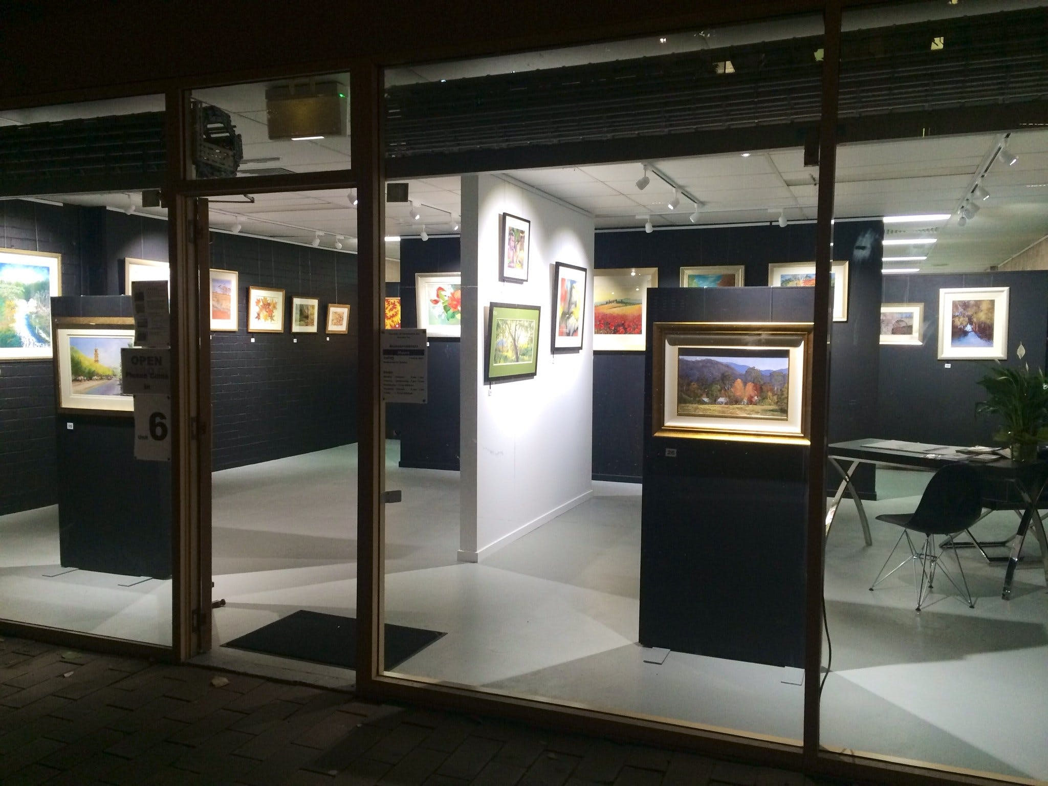The Hunter Street Gallery of Fine Arts - Sydney Tourism