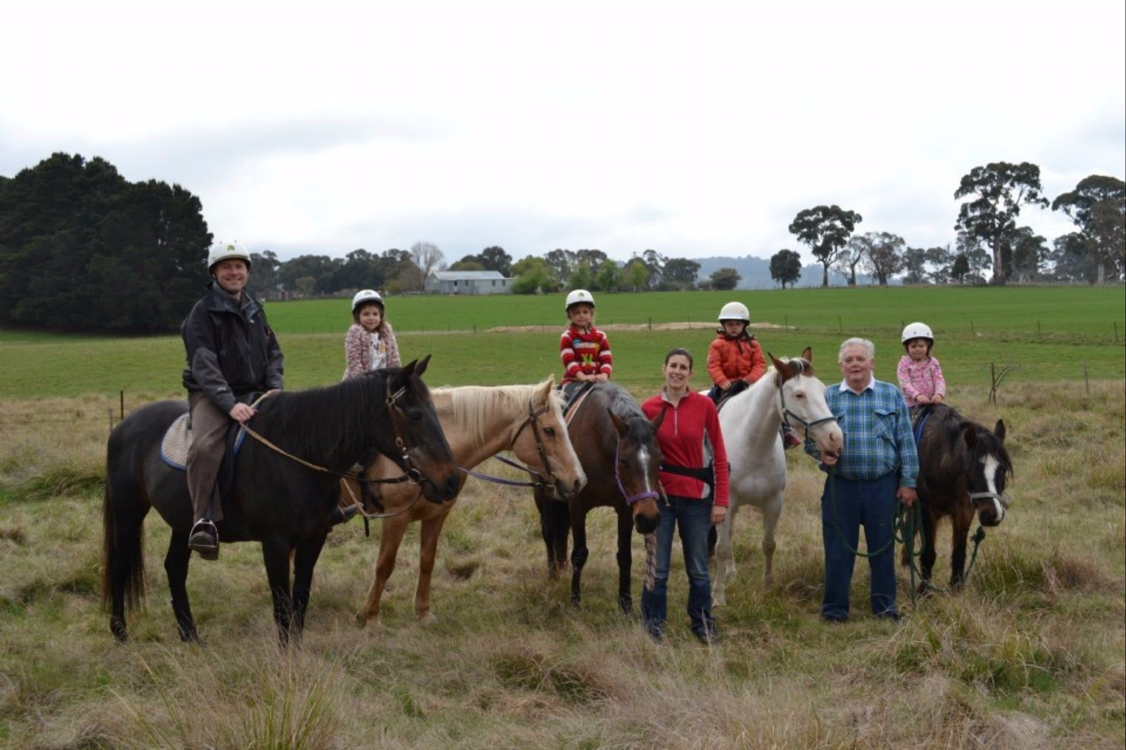 High Country Trail Rides - Sydney Tourism