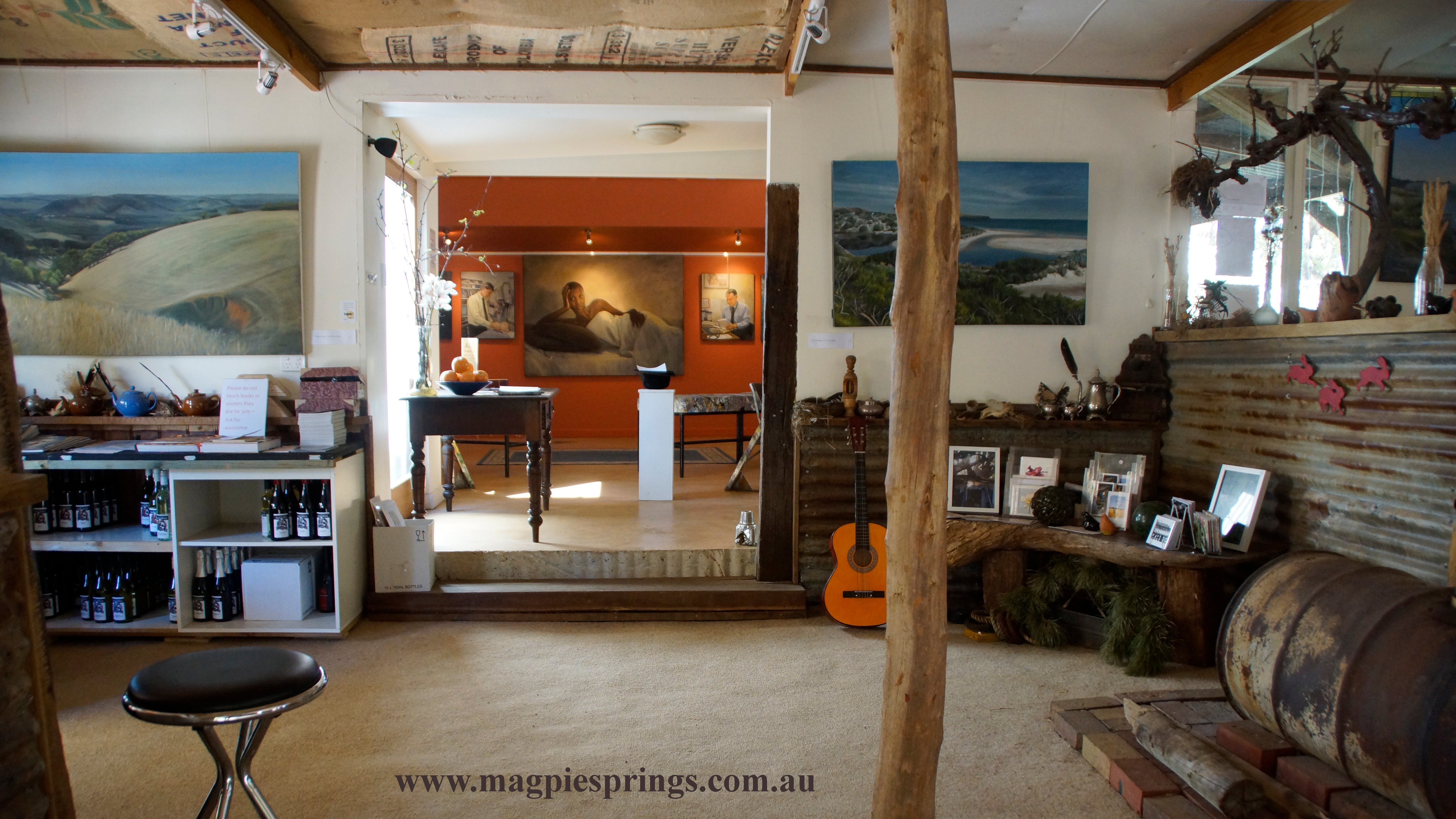 Magpie Springs gallery - Sydney Tourism