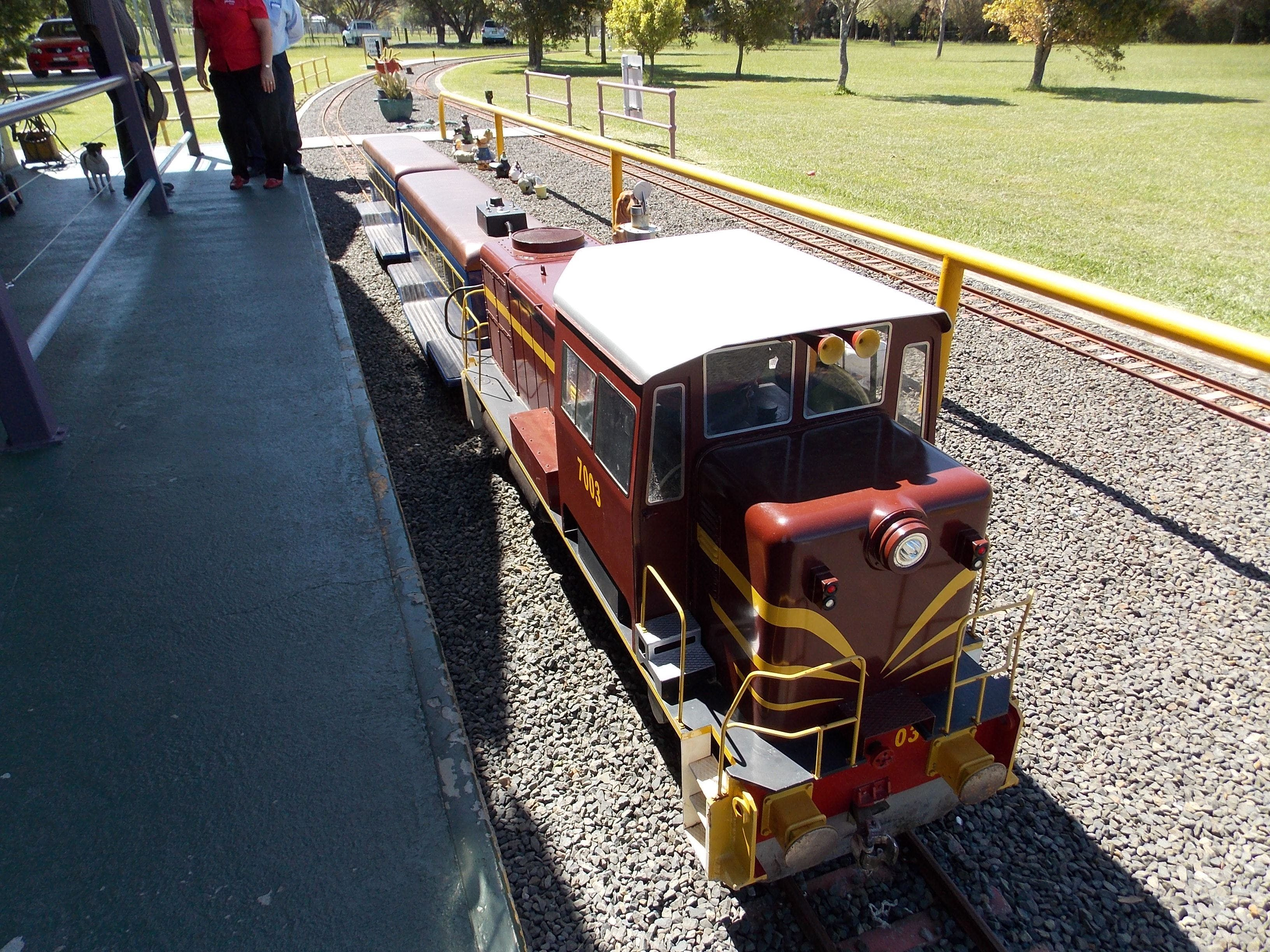 Penwood Miniature Railway - Sydney Tourism