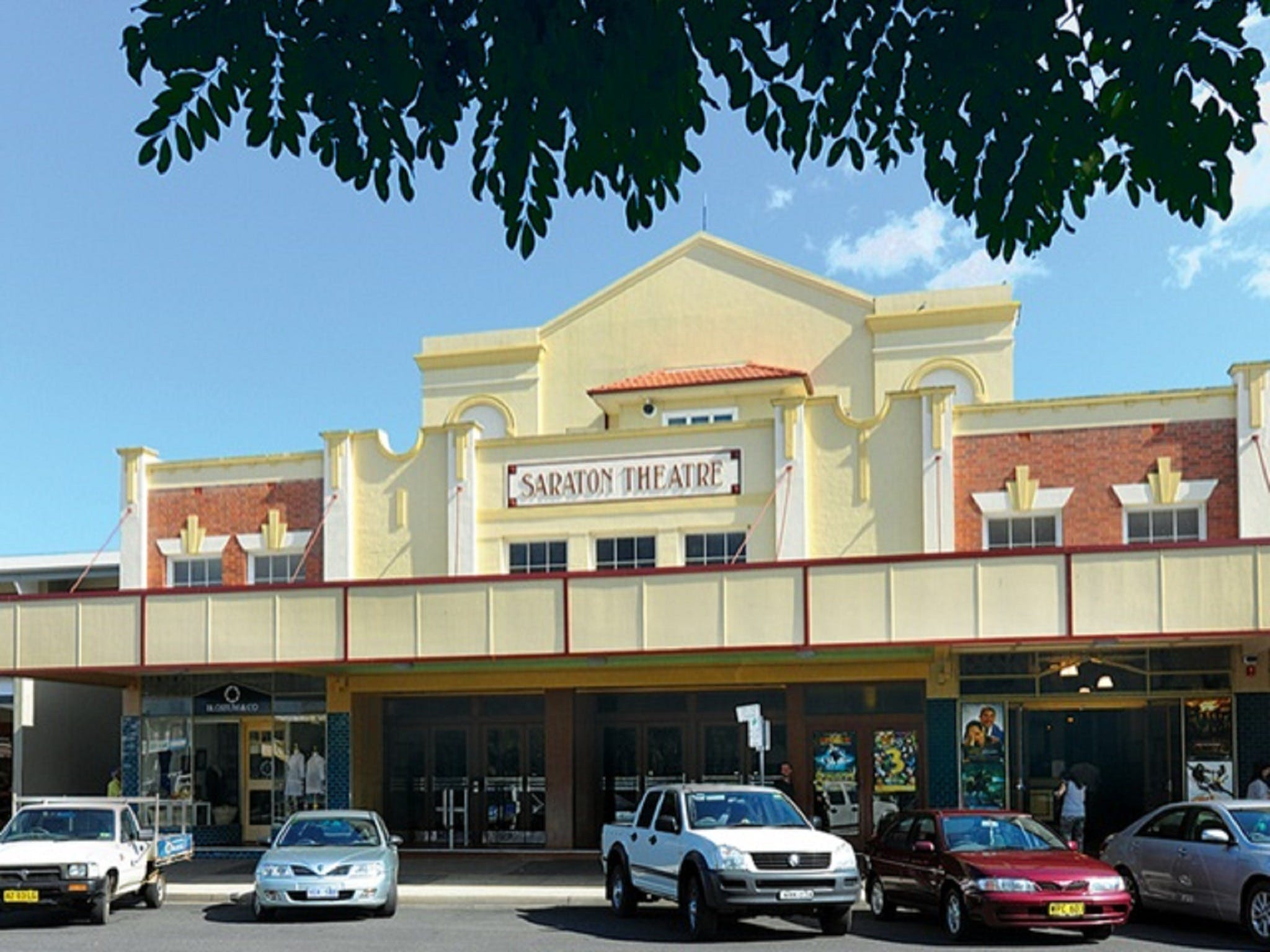 The Saraton Theatre Grafton - Sydney Tourism