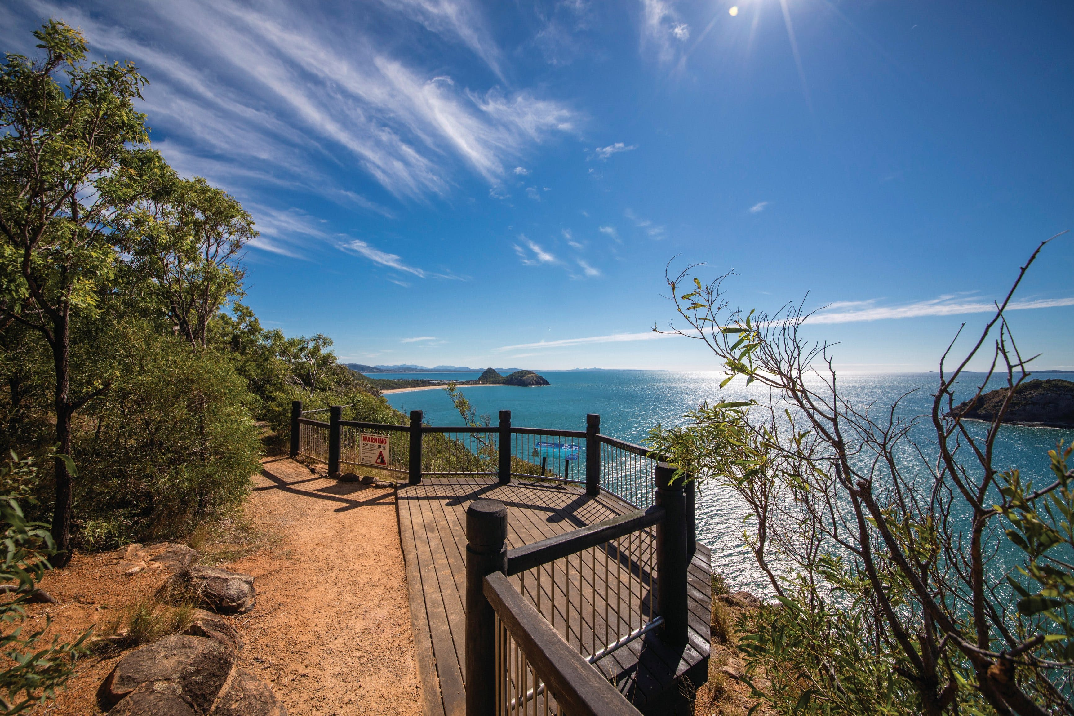 Bluff Point circuit Capricorn Coast National Park - Sydney Tourism