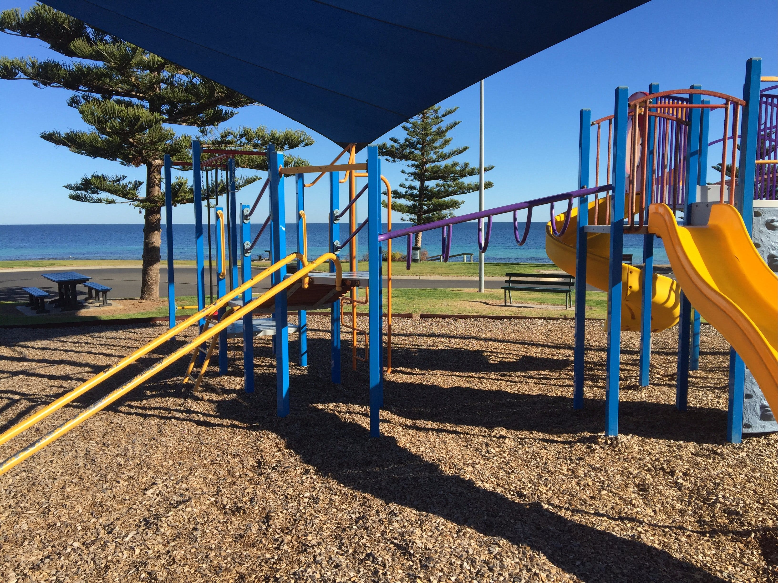 Port Hughes Playground - Sydney Tourism