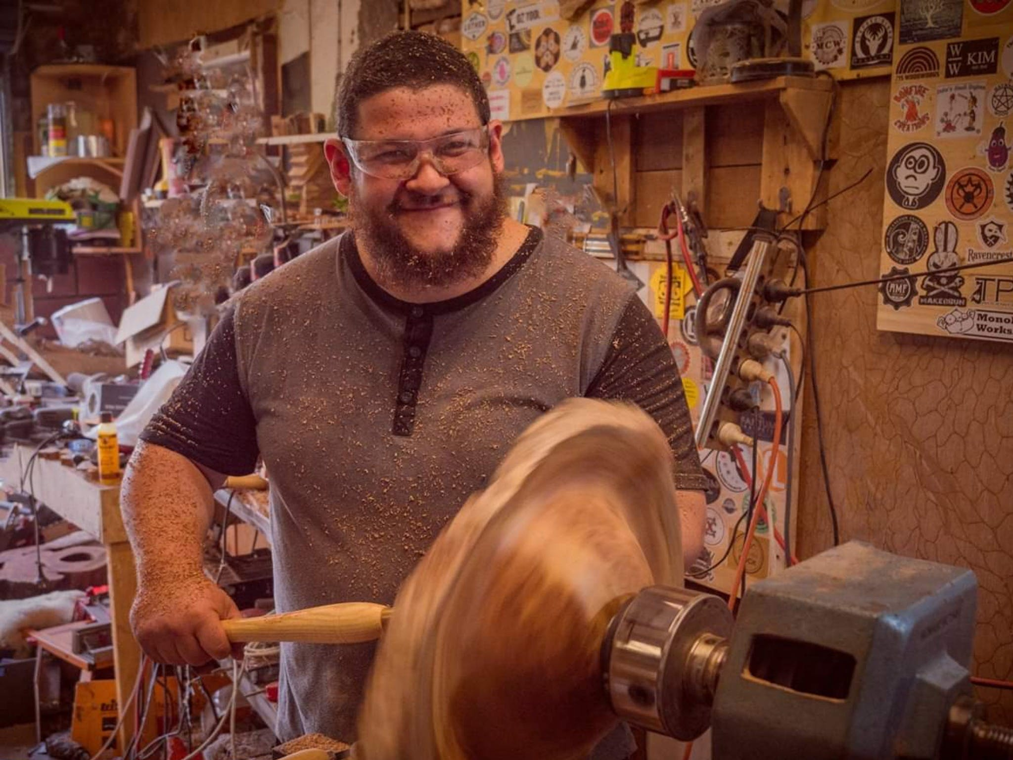 The Bearded Woodworker - Sydney Tourism
