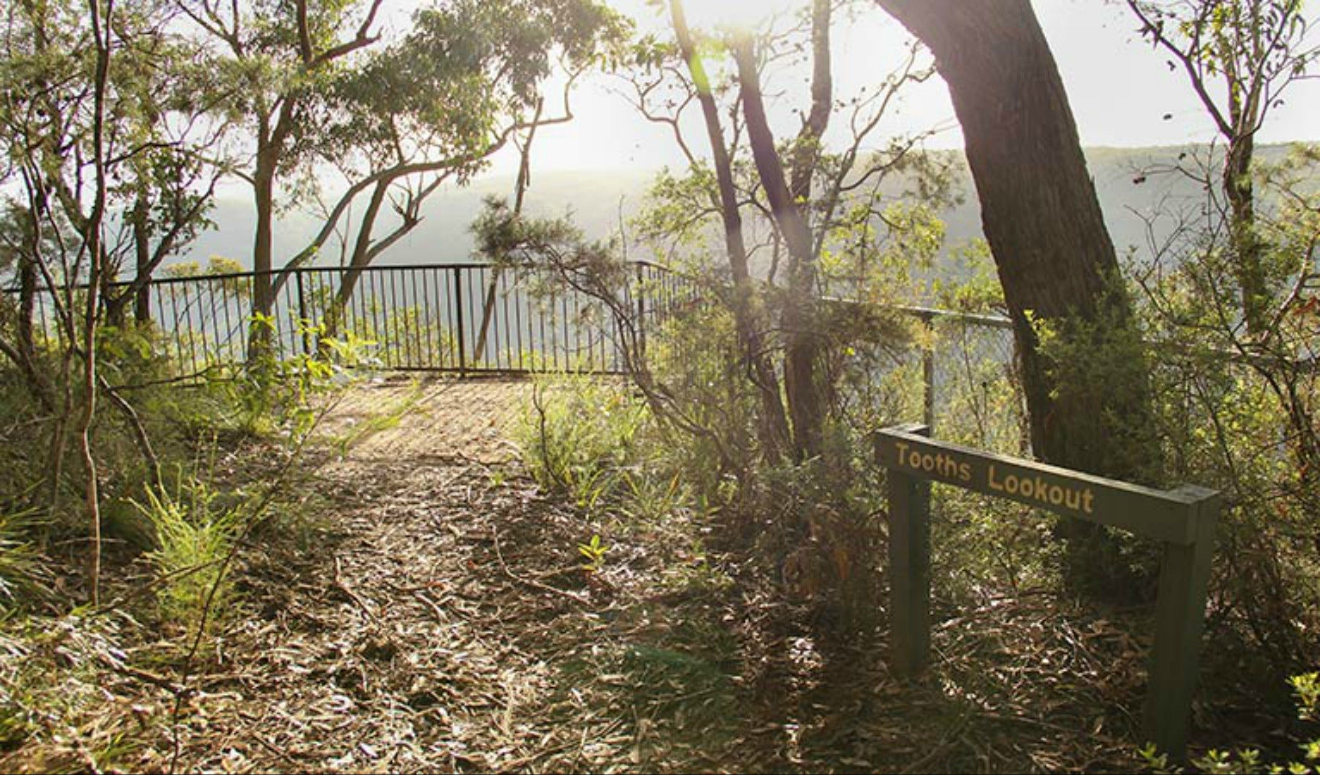 Bundanoon Creek walking track - Sydney Tourism