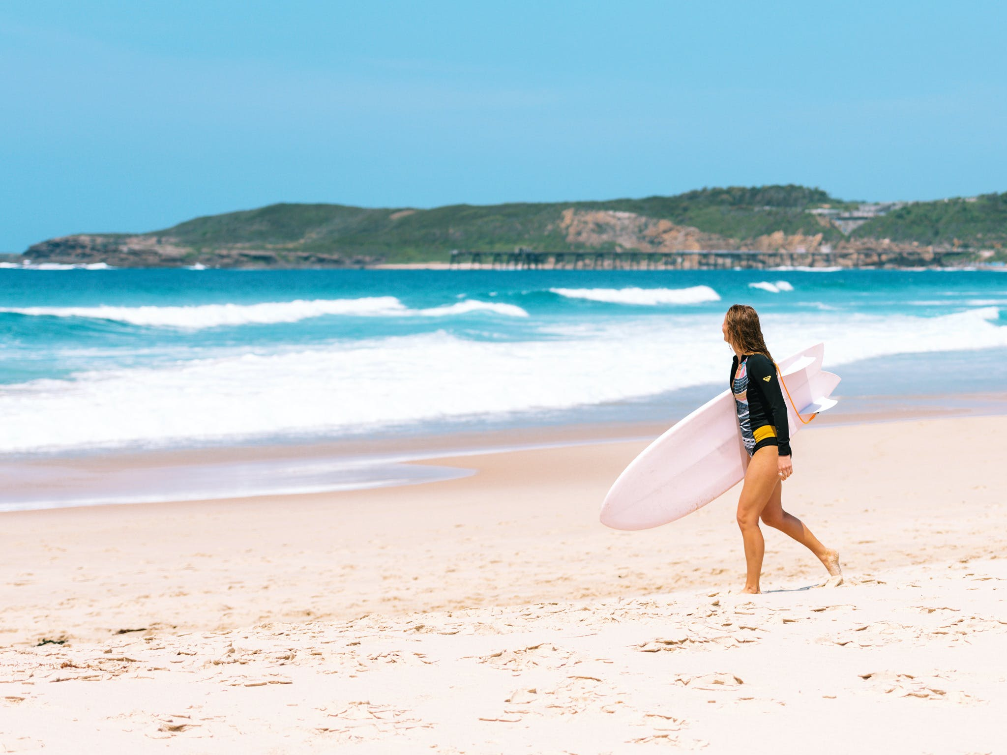 Catherine Hill Bay Beach - Sydney Tourism