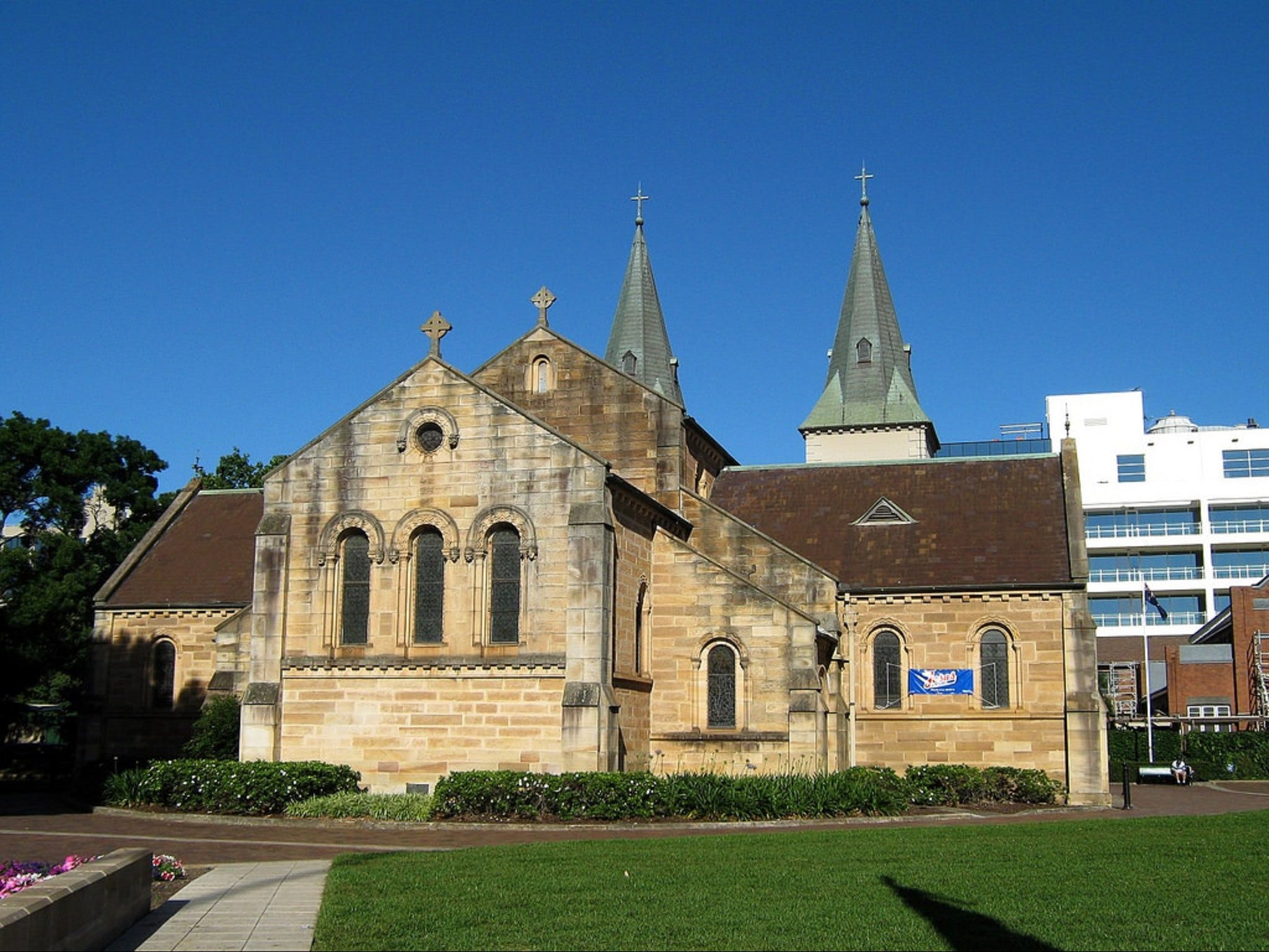 St Johns Cathedral - Sydney Tourism