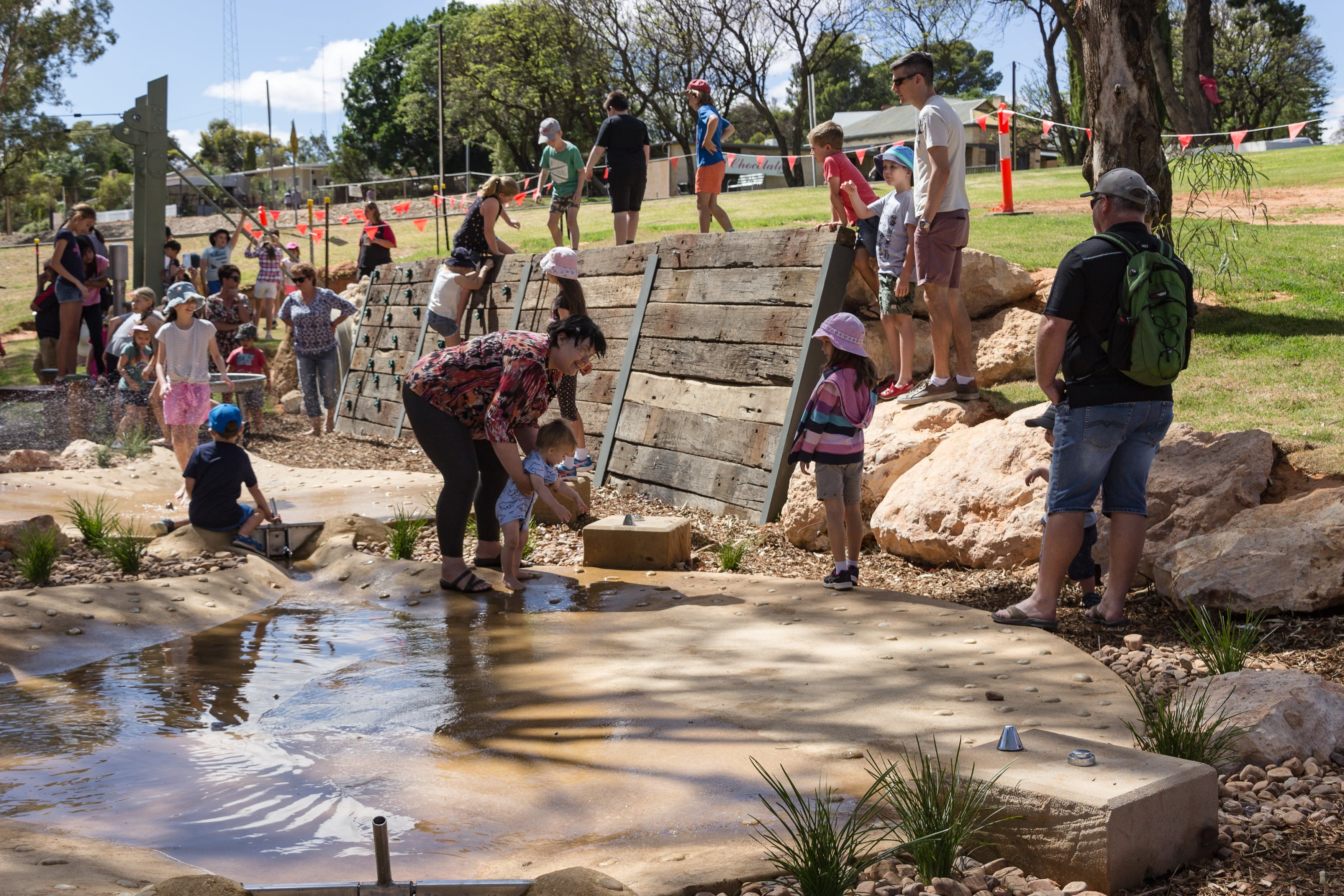 Waikerie Water and Nature Play Park - Sydney Tourism