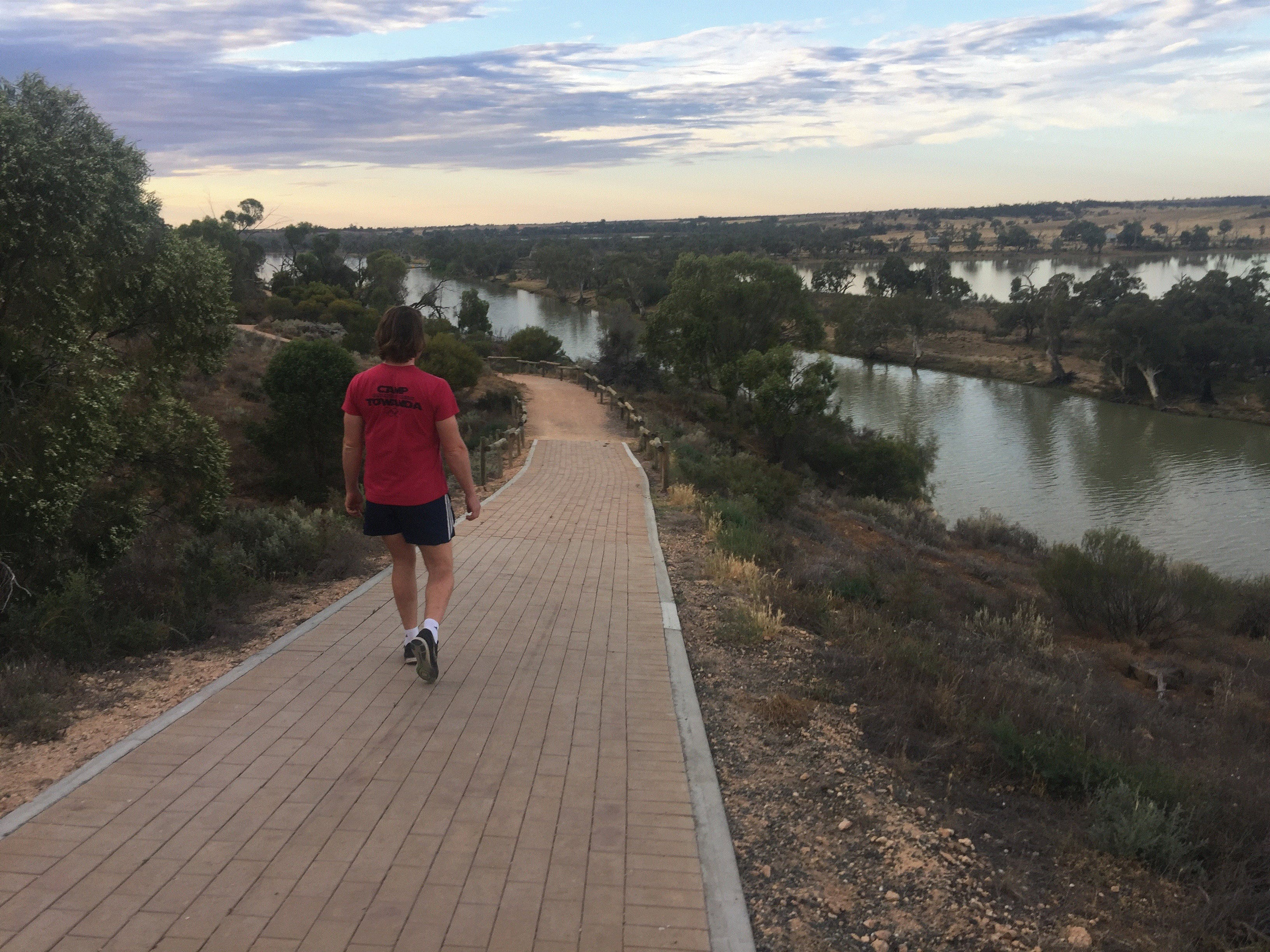 Waikerie Rotary Cliff Top Walk - Sydney Tourism