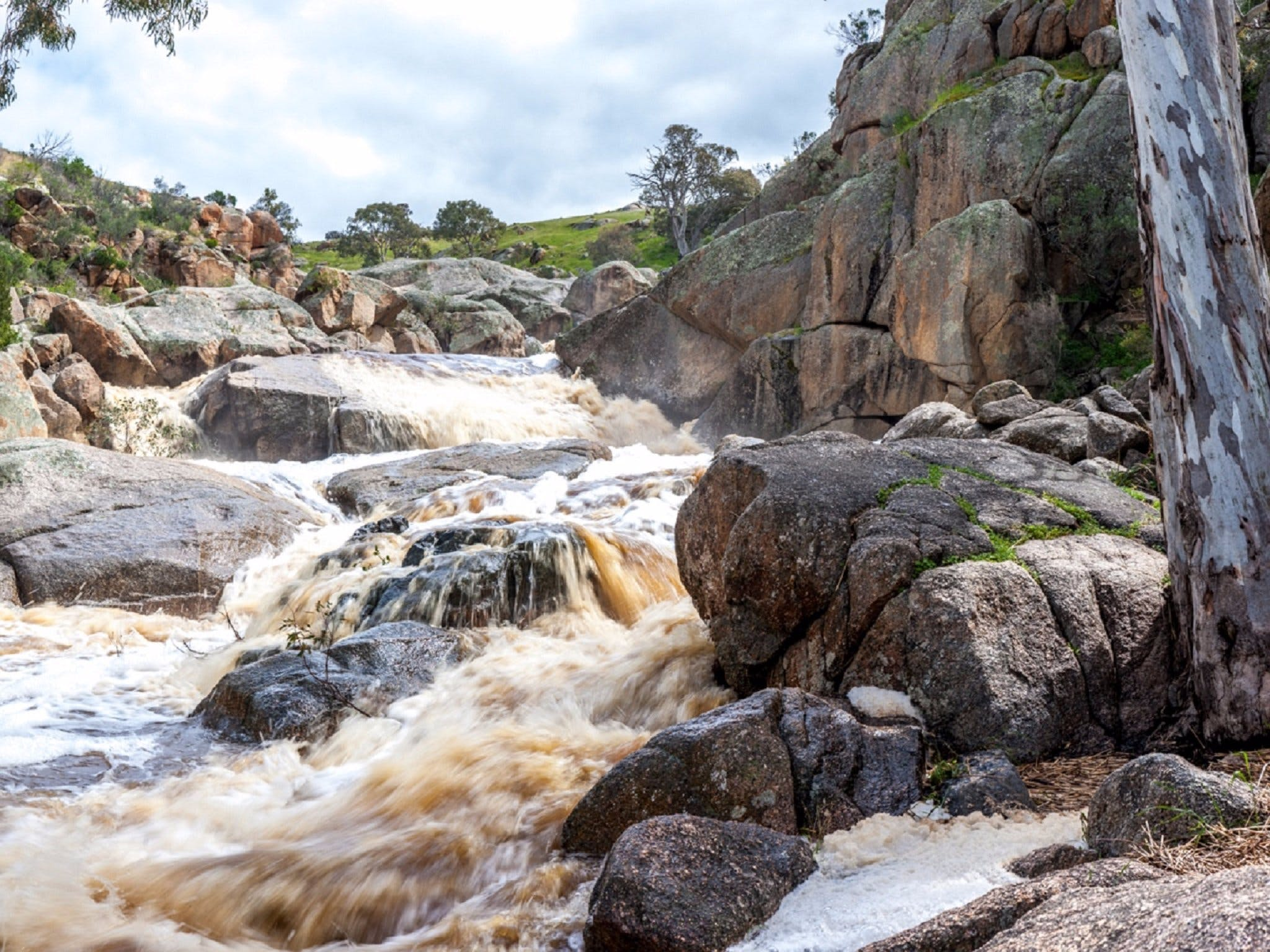 Mannum Waterfalls - Sydney Tourism