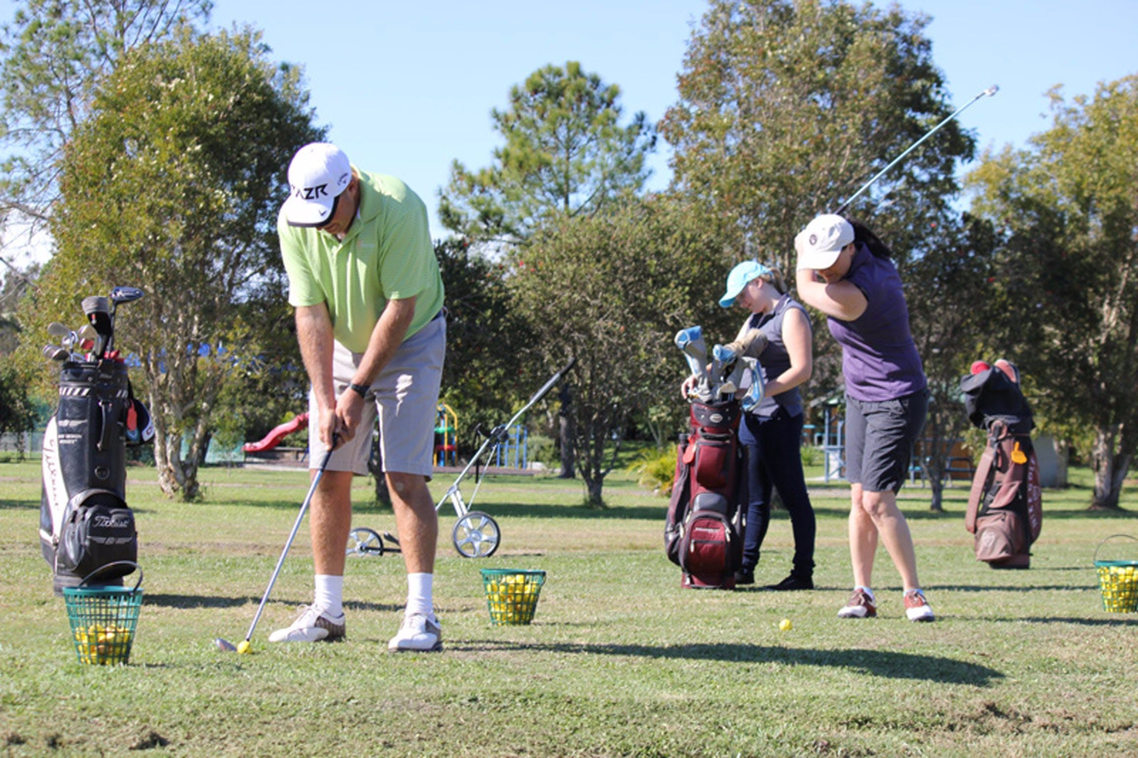 Nambucca River Golf Driving Range - Sydney Tourism