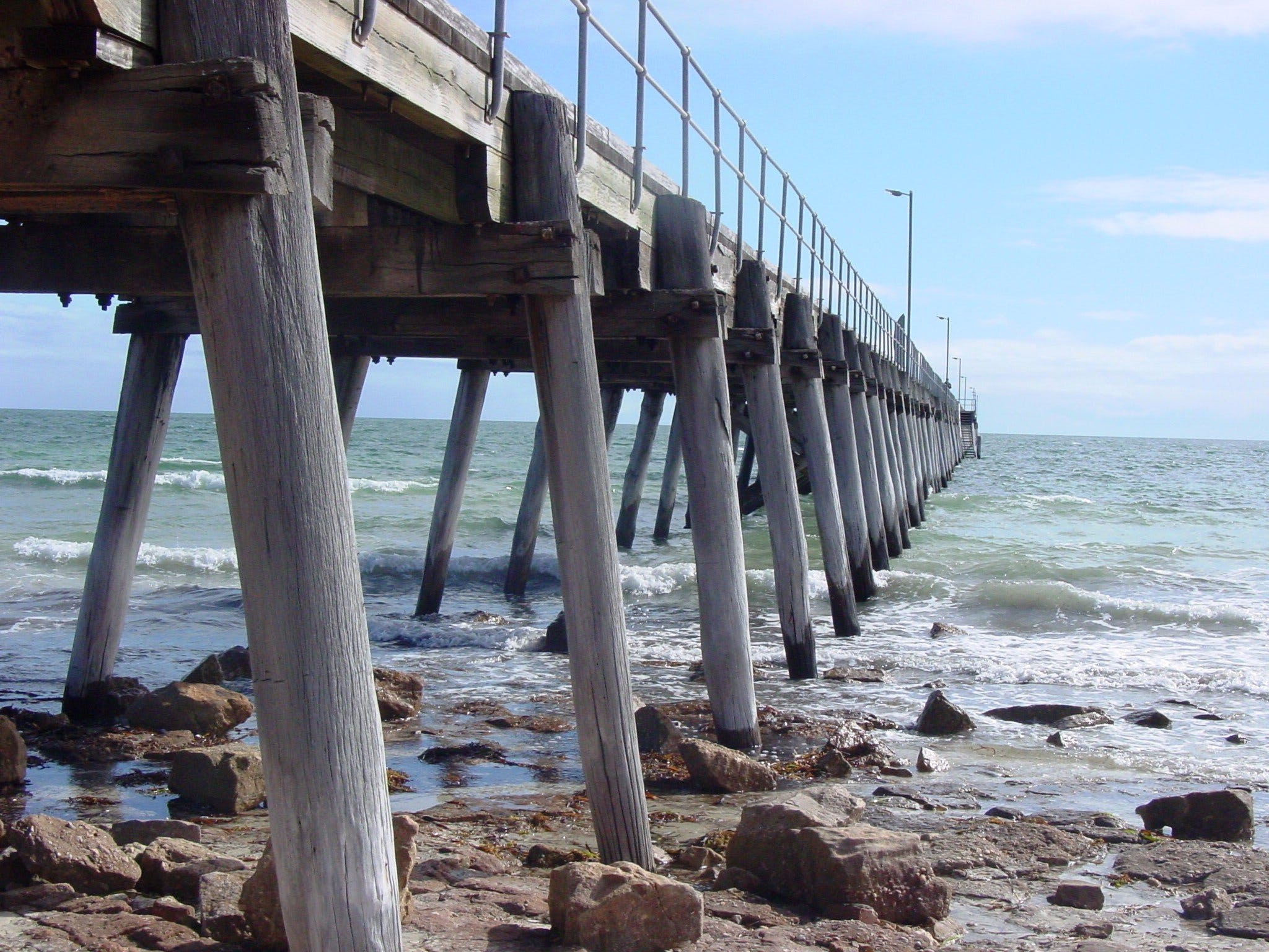 Port Hughes Jetty - Sydney Tourism