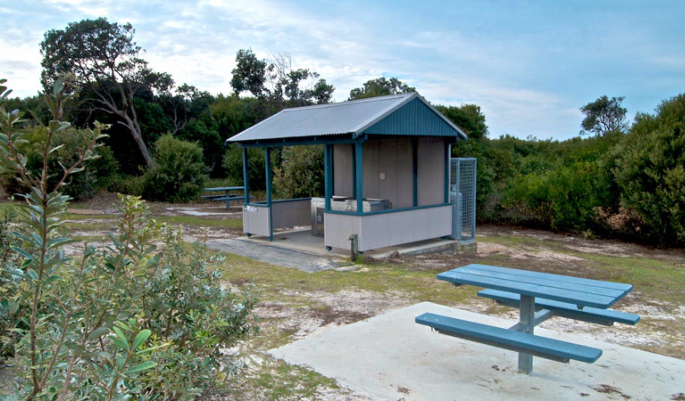 Tea Tree picnic area and lookout - Sydney Tourism