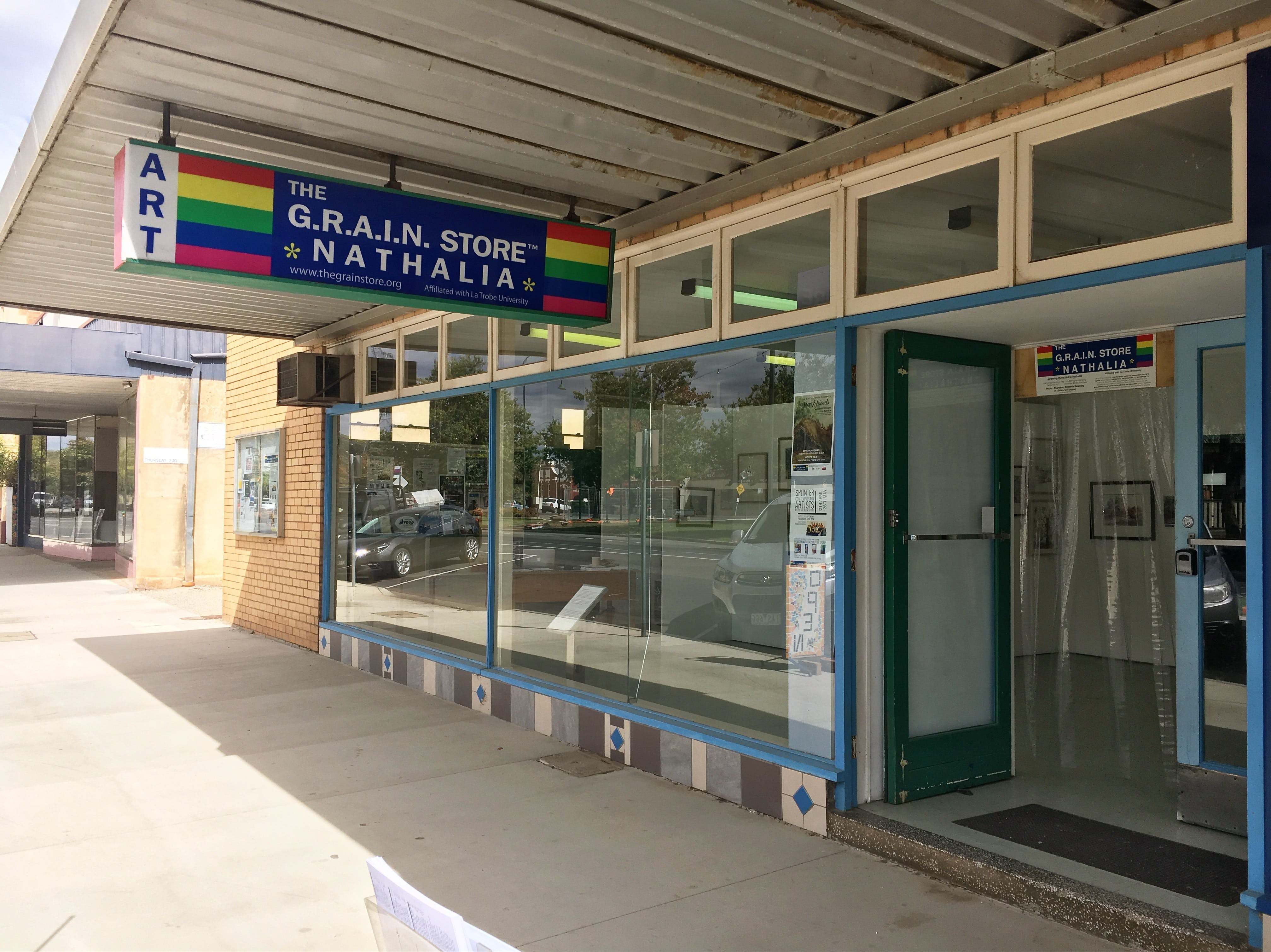 The G.R.A.I.N. Store Gallery - Sydney Tourism