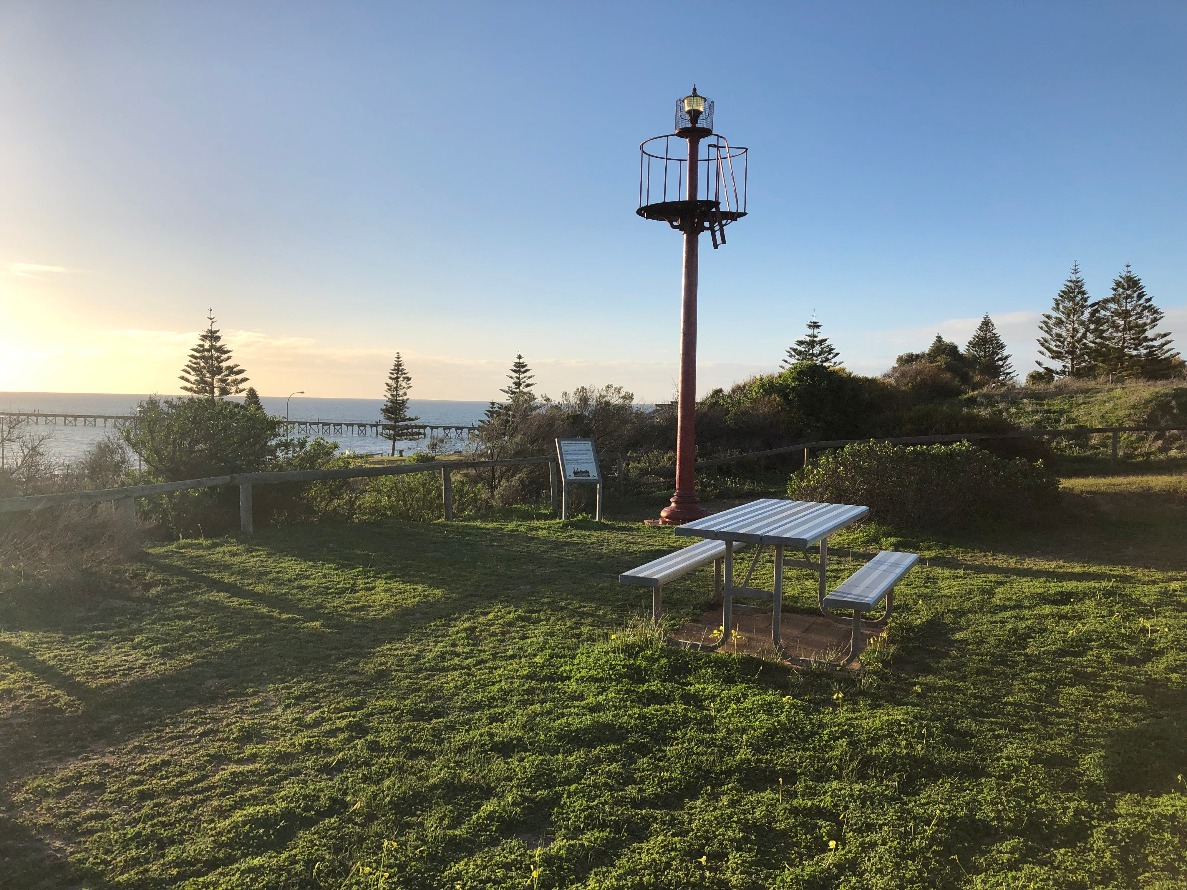Beacon Reserve Lookout Port Hughes - Sydney Tourism