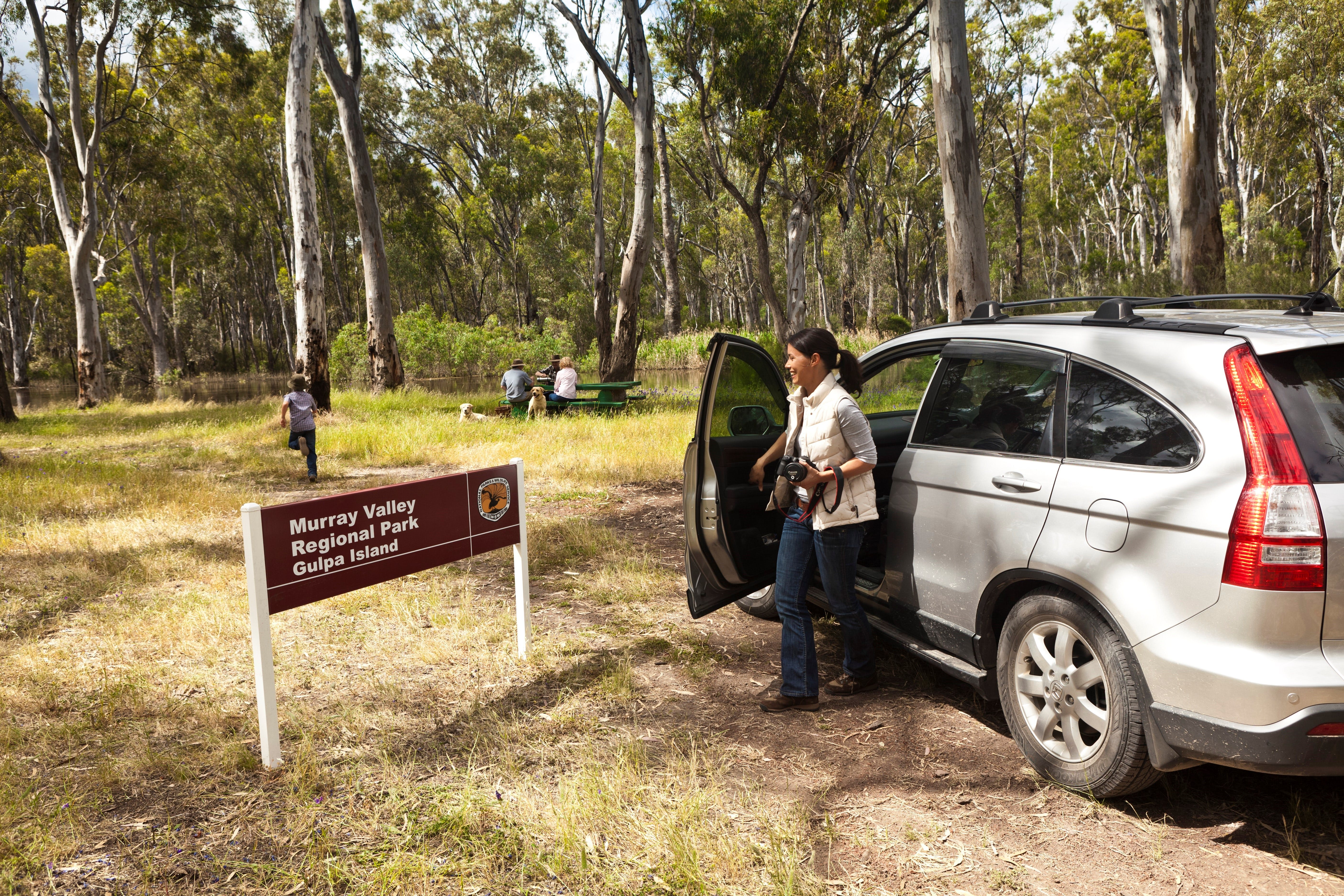 Murray Valley Regional Park - Sydney Tourism