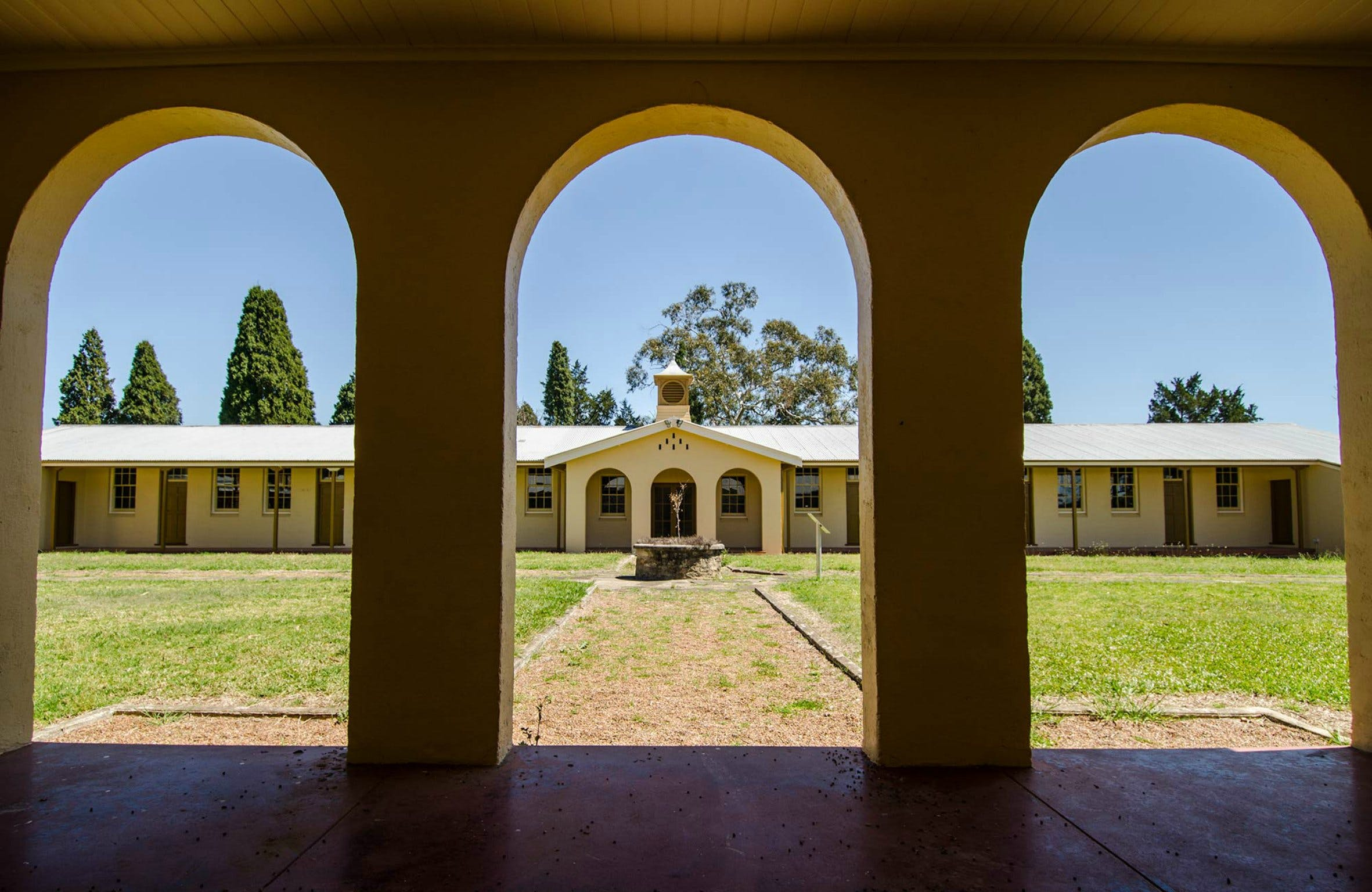 Scheyville Camp Precinct - Sydney Tourism