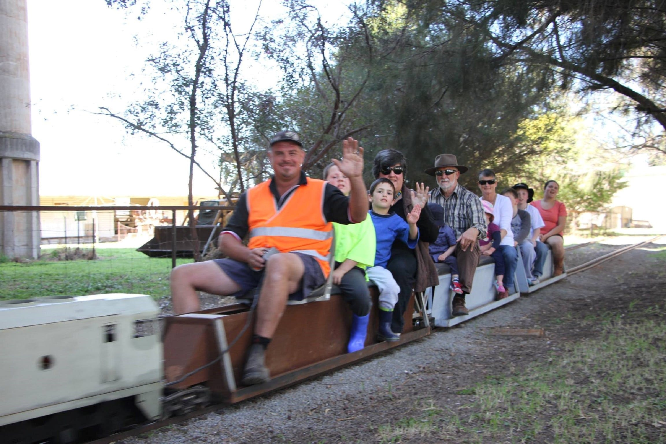 Museum Minature Trains and Yanco Powerhouse Museum - Sydney Tourism
