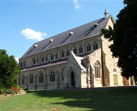 St Peters Anglican Church - Sydney Tourism