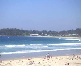 Mollymook Surf Beach - Sydney Tourism