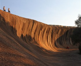 Wave Rock - Sydney Tourism