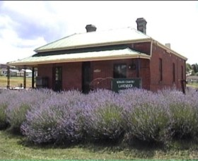 Lavender House in Railway Park - Sydney Tourism