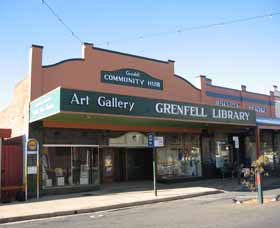 Grenfell Art Gallery - Sydney Tourism