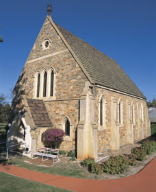Uniting Church - York - Sydney Tourism