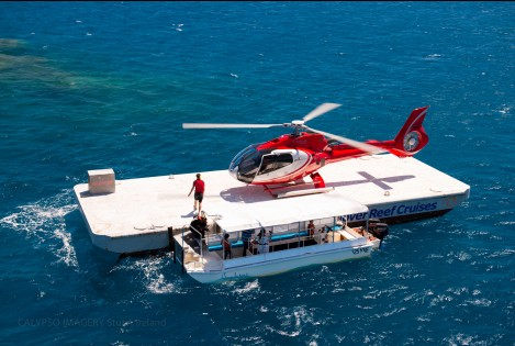 GBR Helicopters - Sydney Tourism