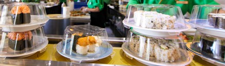 Sushi Train Indooroopilly Junction - Sydney Tourism
