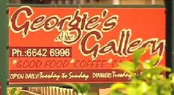 Georgies Cafe Restaurant - Sydney Tourism