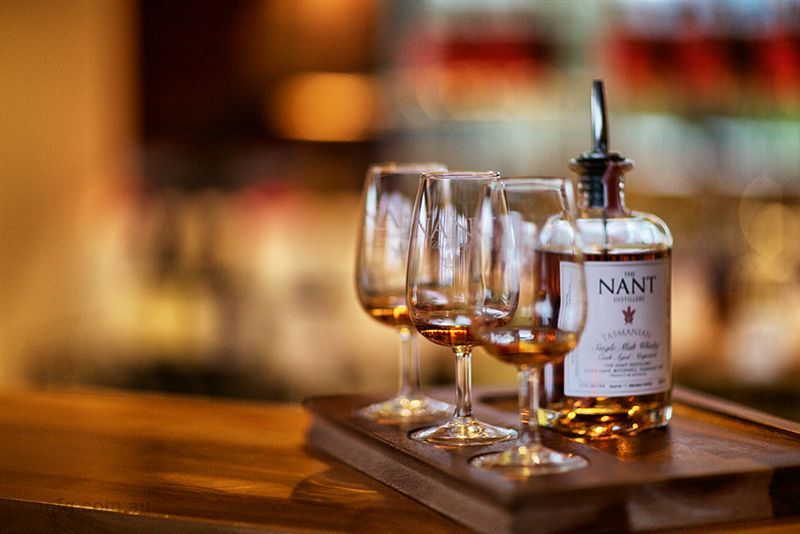 Nant Whisky Bar Salamanca - Sydney Tourism
