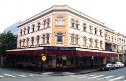 The Grand Hotel Newcastle - Sydney Tourism