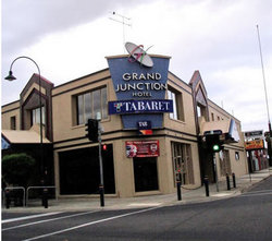 Grand Junction Hotel - Sydney Tourism