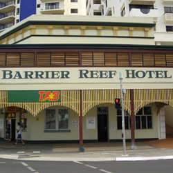 The Barrier Reef Hotel - Sydney Tourism