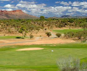 Alice Springs Golf Club - Sydney Tourism