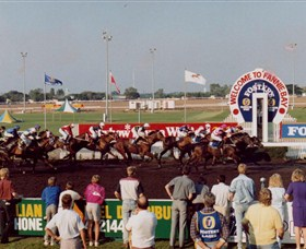 Darwin Turf Club - Sydney Tourism