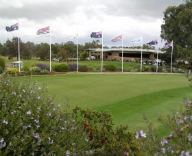 Tocumwal Golf Club - Sydney Tourism