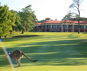 Royal Canberra Golf Club - Sydney Tourism