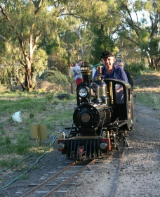 Jerilderie Steam Rail and Heritage Club Inc - Sydney Tourism