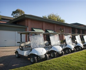 Country Club Tasmania Golf Course - Sydney Tourism