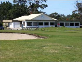 Seabrook Golf Club - Sydney Tourism