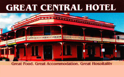 Great Central Hotel - Sydney Tourism