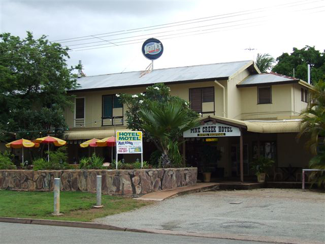 Pine Creek Hotel/Motel - Sydney Tourism
