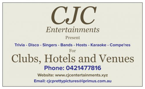 CJC Entertainments - Sydney Tourism