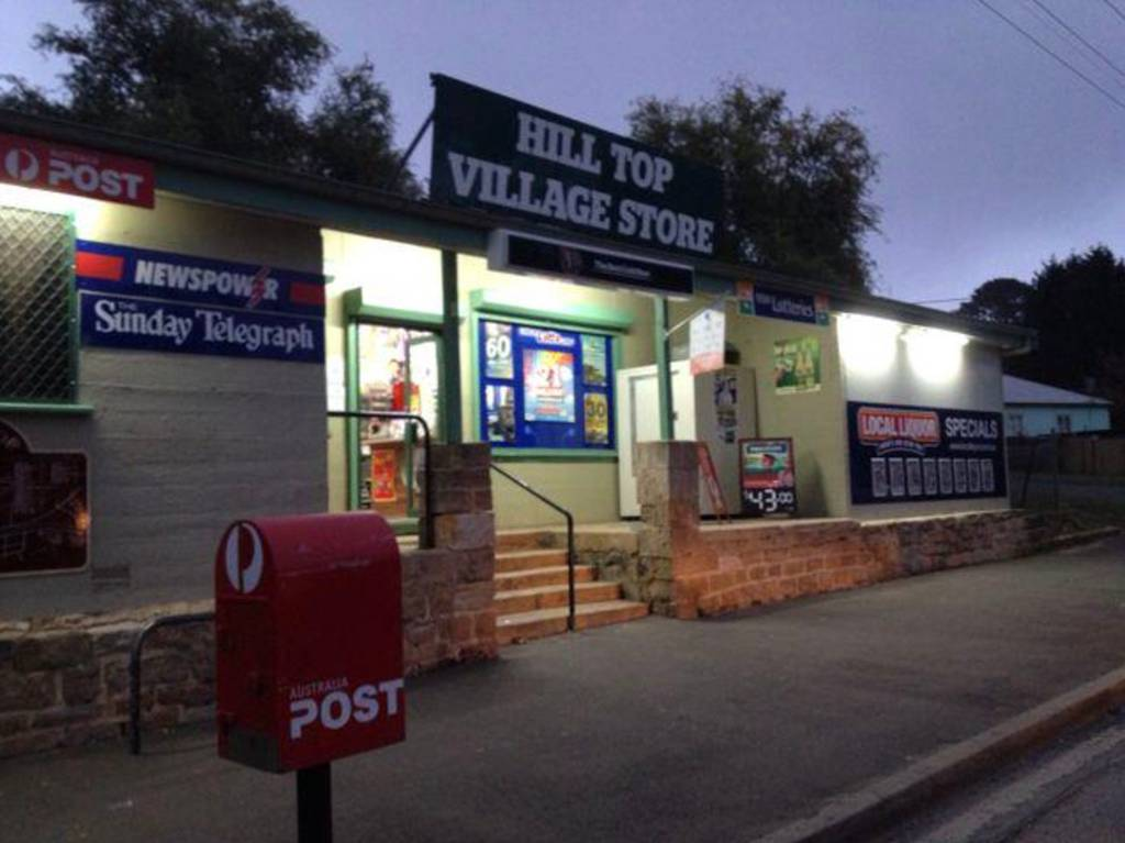 Hill Top Village Store - Sydney Tourism