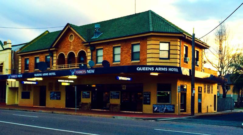 Queens Arms Hotel - Sydney Tourism